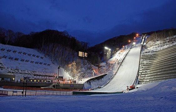 札幌冬季体育博物馆旅游景点图片