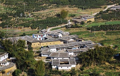九襄古镇的图片
