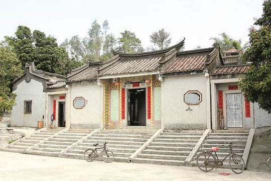 仙石寺贺龙亭旅游景点图片