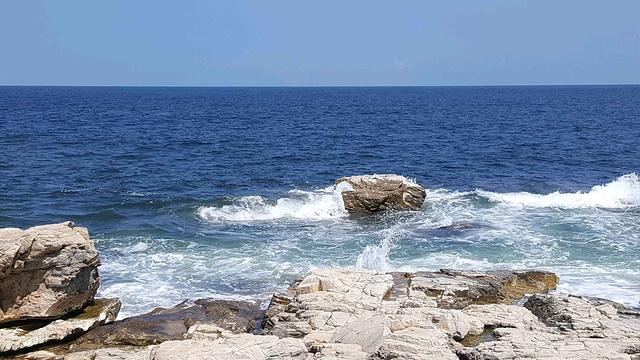 大黑山岛旅游景点图片