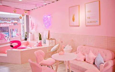 灰小姐粉红茶点店