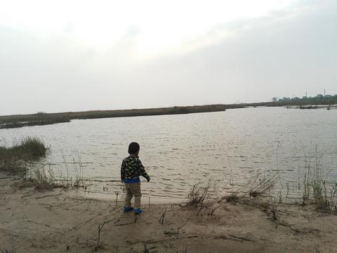 黄河口湿地博物馆旅游景点图片
