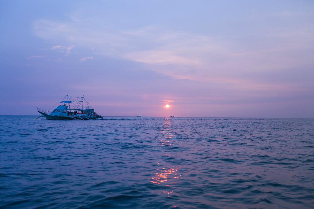 马尼拉+长滩岛度假4日路线