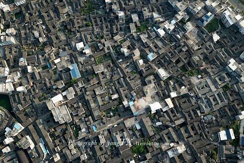 芷溪古村的图片