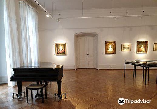 歌德博物馆旅游景点图片