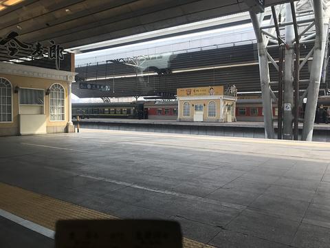 北京东站的图片
