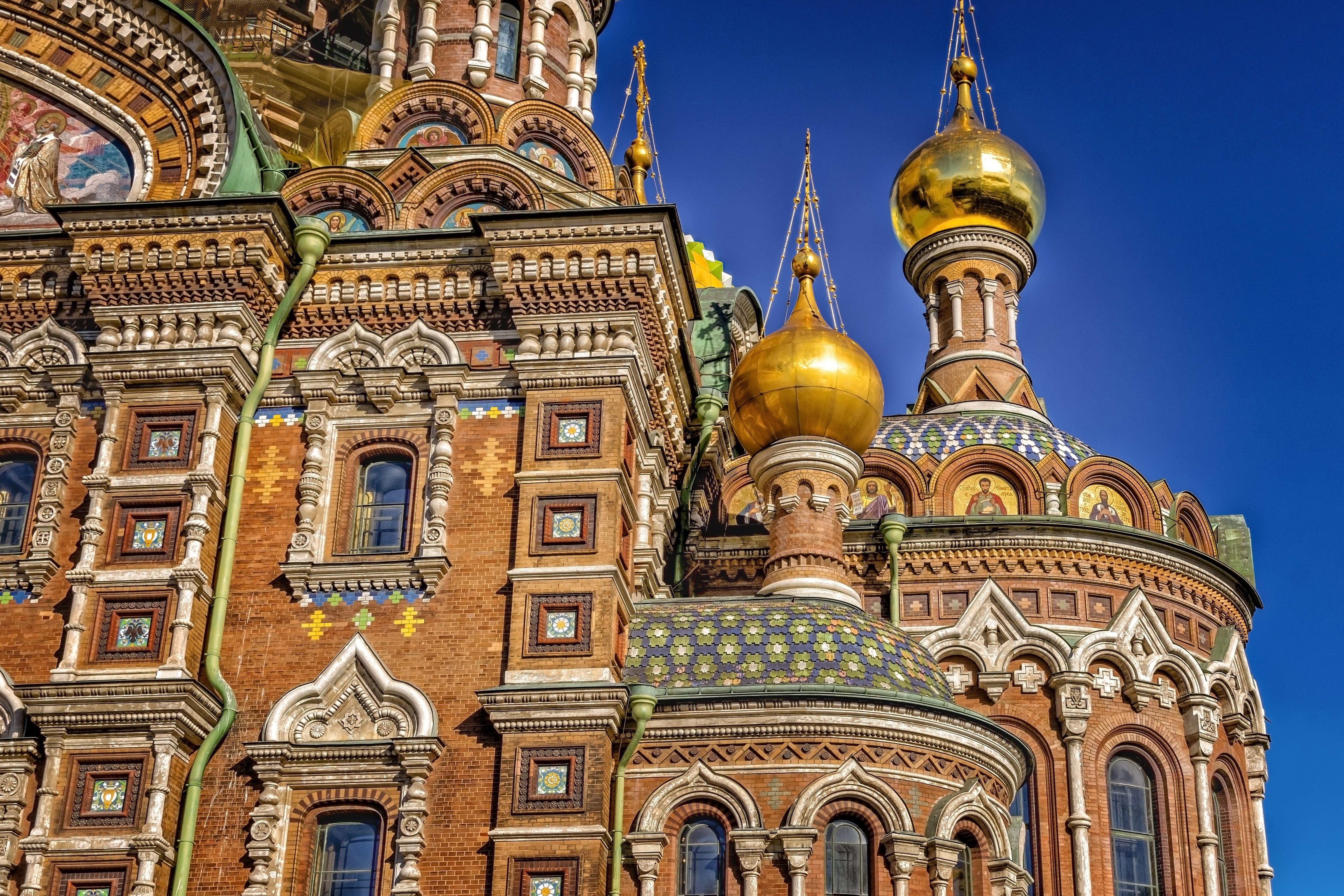 圣彼得堡经典3日线路