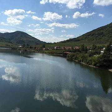 青山湖的图片