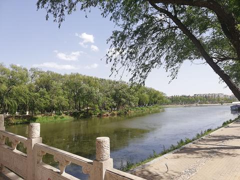 三一八公园旅游景点图片