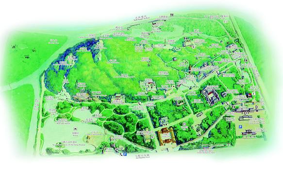 亭林园旅游景点图片