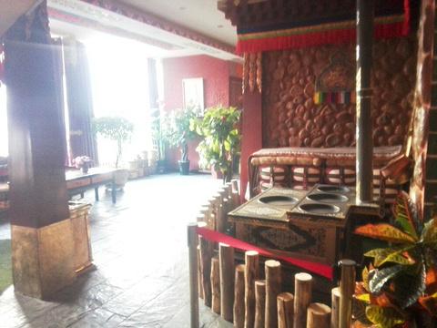 梅朵赛钦茶艺园旅游景点图片