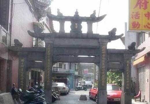 周氏节孝坊旅游景点图片