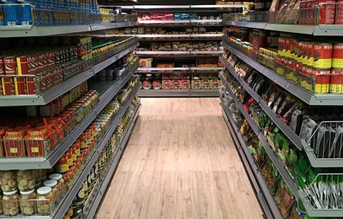 东方超市(龙感湖店)