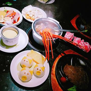 钱小奴牛排海鲜自助餐厅(万联店)