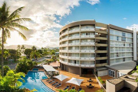 凯恩斯希尔顿逸林酒店(DoubleTree by Hilton Cairns)