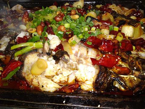 新巴蜀烤鱼