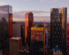 全球最宜居城市之加拿大卡尔加里