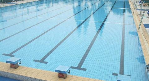 广饶体校游泳馆