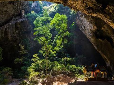 帕亚那空山洞旅游景点图片