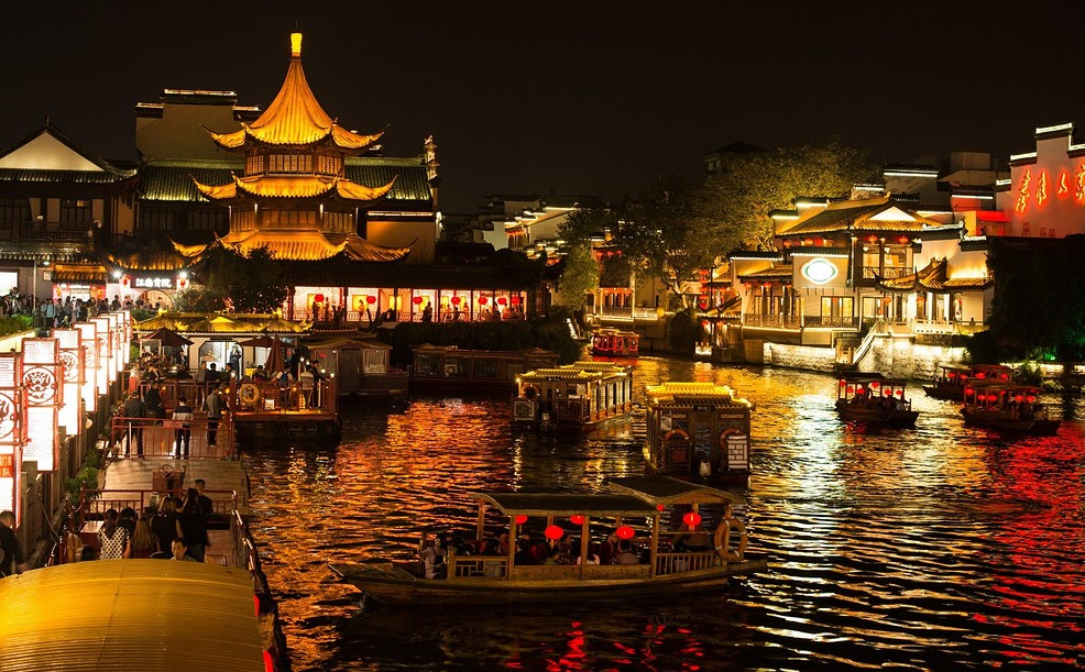 经典必打卡,4天3夜玩遍南京
