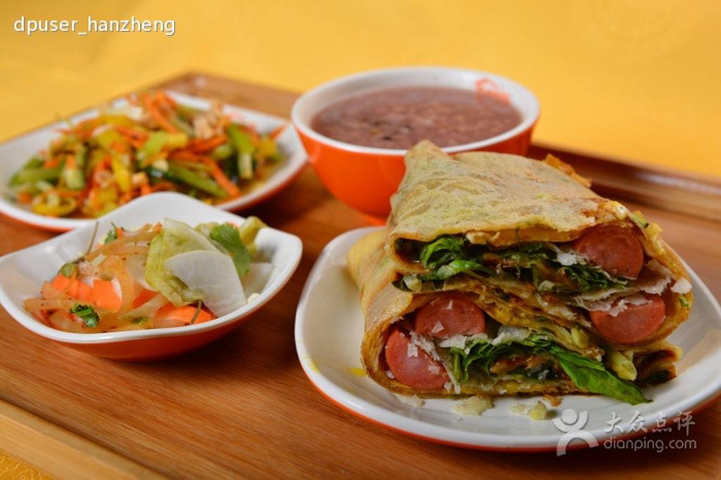 八达岭长城天地美食文化广场