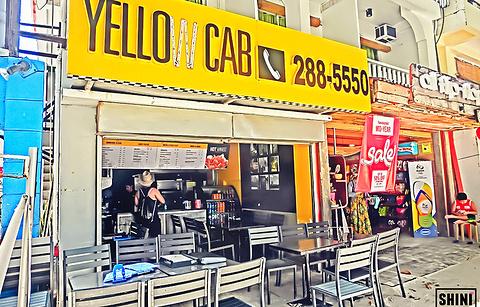 Yellow Cab Pizza Boracay Station 3