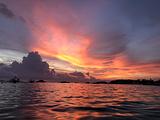 妈妈拍丝瓜岛维达海滩潜水中心