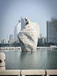 白鹭女神雕像