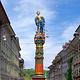 正义女神喷泉