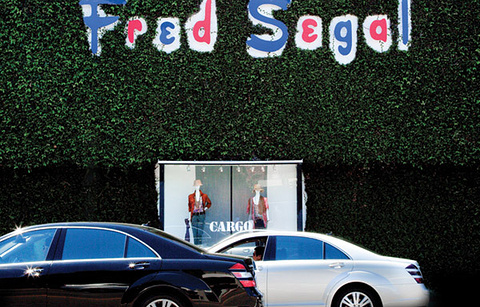 Fred Segal百货店