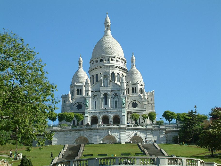 法国圣心大教堂