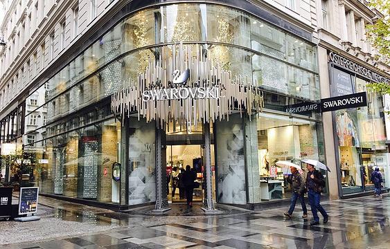 施华洛世奇维也纳旗舰店旅游景点图片