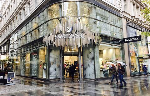 施华洛世奇维也纳旗舰店的图片