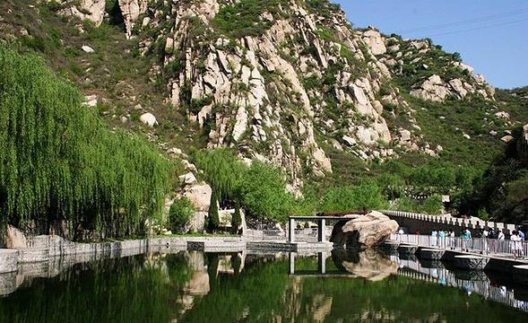 碓臼峪旅游景点图片