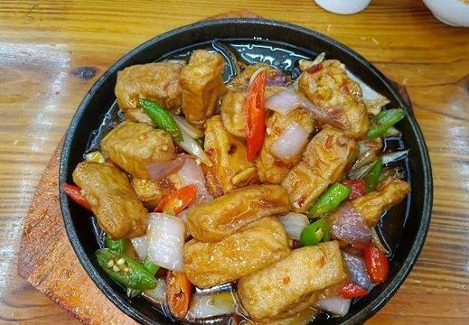 赵家六道菜旅游景点图片
