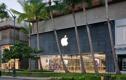 Apple Store(皇家购物中心店)