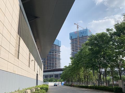 南京国际博览中心青奥公园旅游景点图片
