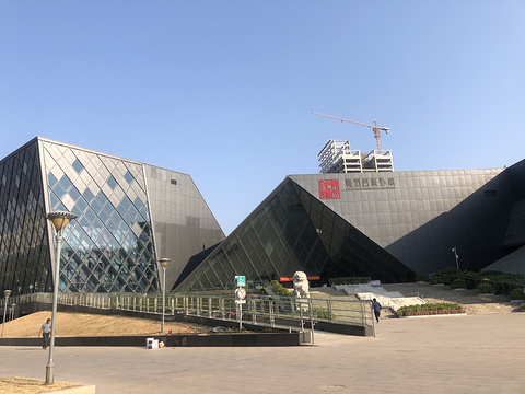 赣州博物馆旅游景点图片