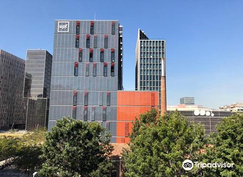 庞培法布拉大学旅游景点图片