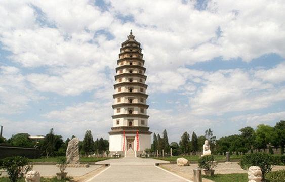开元寺塔旅游景点图片