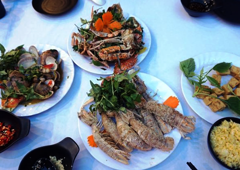 阮小姐的海鲜店