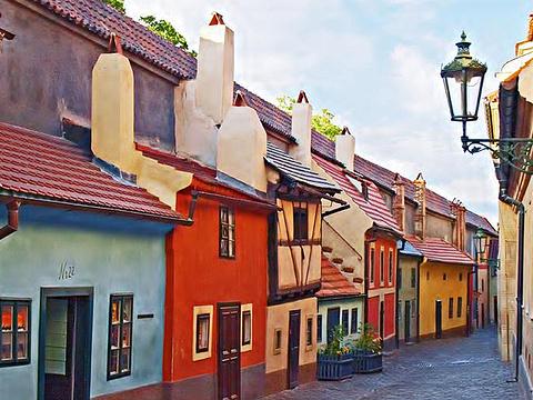 黄金巷旅游景点图片