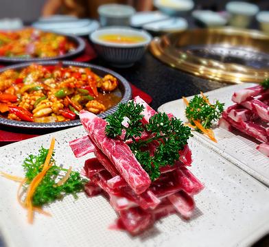 炉庐烤肉与酒