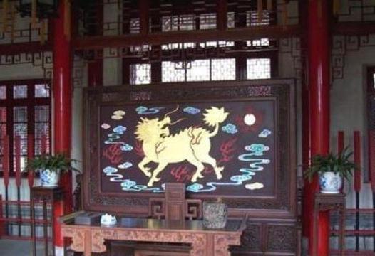 秦汉文史馆旅游景点图片