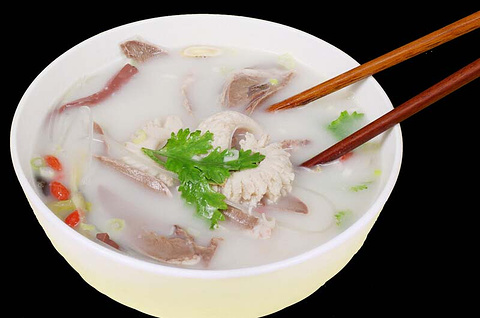 马厚德羊肉汤