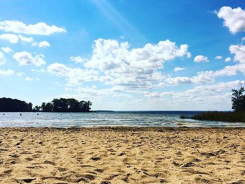卡普圣雅克沙滩旅游景点图片