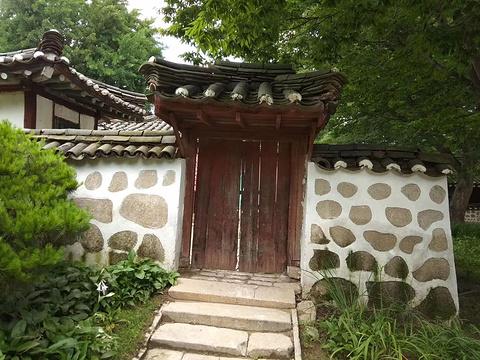 开城铜锅餐旅游景点图片