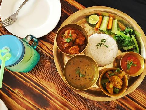 库玛丽尼泊尔风味餐吧