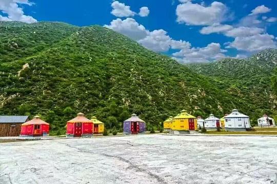 山亚湾生态度假村旅游景点图片