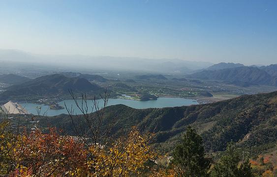 蟒山国家森林公园旅游景点图片